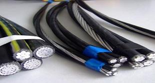 انواع کابل برق آلومینیومی