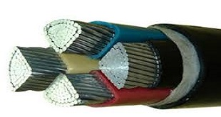 کابل 50+95*3 آلومینیومی استاندارد