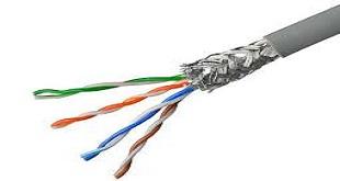 کابل شبکه CAT 6 SFTP